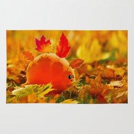 Autumn dino Rug