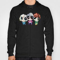 Golden Puff Girls Hoody