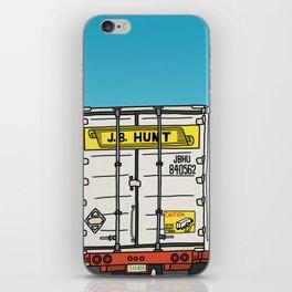 J.B. Hunt iPhone Skin
