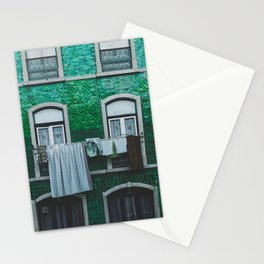 Lisbon, Portugal II Stationery Cards