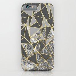 Ab Marb Grey Returned iPhone Case