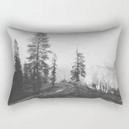 YOSEMITE IV / California Rectangular Pillow