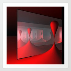 dimensions -1- Art Print
