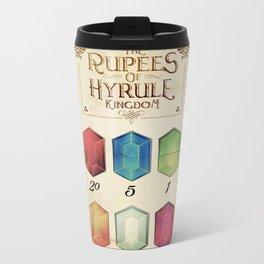 Legend of Zelda - Tingle's The Rupees of Hyrule Kingdom Metal Travel Mug