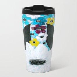 FLOWER PEACE Travel Mug