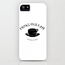 Six of Crows Club iPhone Case