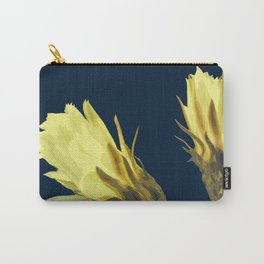 Organ Pipe Desert Cactus Flower Carry-All Pouch