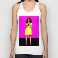 colombia Tank Tops featuring Moda…Colombia by FiVe