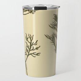 Dill Botanical Travel Mug
