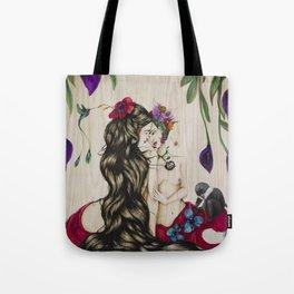 Frida Bilateral Tote Bag
