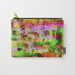 Insanity - Digital Collage Carry-All Pouch