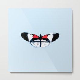Cute butterfly  Metal Print