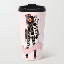 Fight Like a Girl: Big Sister Travel Mug
