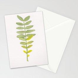 Honey Locust Turning Stationery Cards