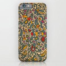- fossils - iPhone 6 Slim Case
