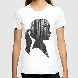 Forest girl T-shirt