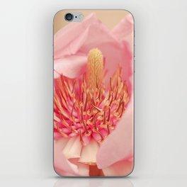 Heart of a Magnolia iPhone Skin