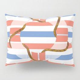 Life Tube Pillow Sham