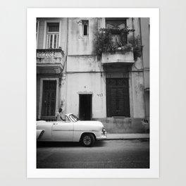 Centro Havana Art Print
