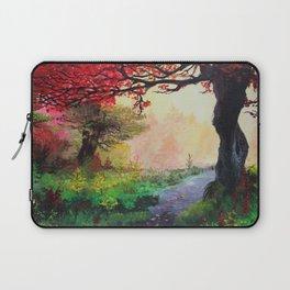 Fairy forest Laptop Sleeve