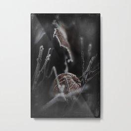 black frOst Metal Print