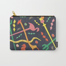 MCM Swizzle a Go Go Carry-All Pouch