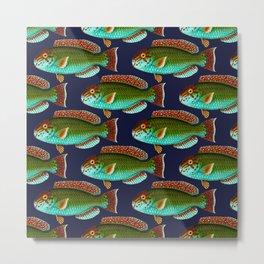 Fish #2 Metal Print