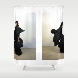 Wrappie Flow Shower Curtain