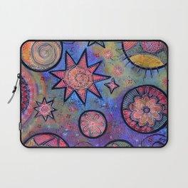 Celestial Stars - Sending Love and Healing Light  Laptop Sleeve