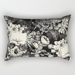 SKULLS HALLOWEEN SKULL Rectangular Pillow