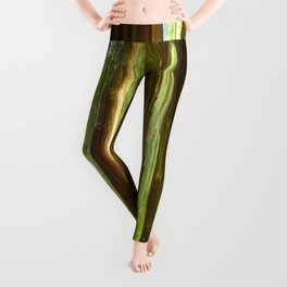Redwood Abstract Leggings