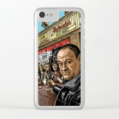 The Sopranos Clear iPhone Case