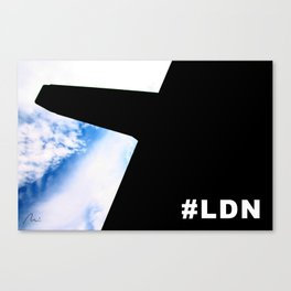 #LDN Canvas Print