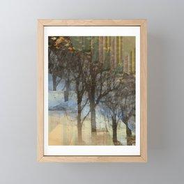 Floating Upside Down Framed Mini Art Print