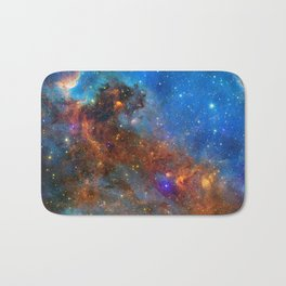 North America Nebula Bath Mat