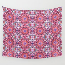 Painted Pattern Wall Tapestry
