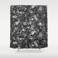 Baroque Macabre II Shower Curtain