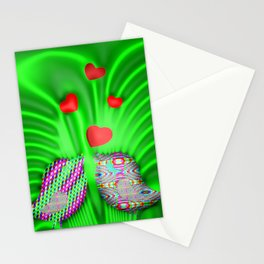 Springtime in forest ... Stationery Cards