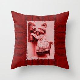 DogCurios 10 Throw Pillow