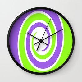 Joker wave Wall Clock