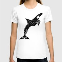 orca T-shirts featuring Orca by Hinterlund