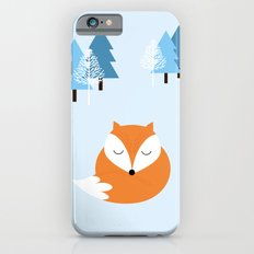 Sweet dreams with fox Slim Case iPhone 6s