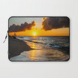 Boracay Sunset Laptop Sleeve