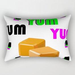 Yum Yum Yum Rectangular Pillow
