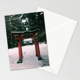 Nagano Shrine Stationery Cards