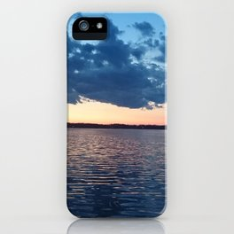 A Marion Sunset iPhone Case