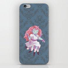 Octo Girl  iPhone & iPod Skin