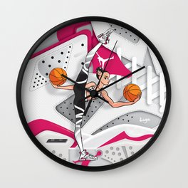 CoolNoodle and Alternate91 Wall Clock