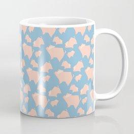 Paper Pigs (Patterns Please) Coffee Mug