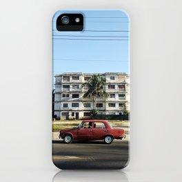Cuba Car iPhone Case
